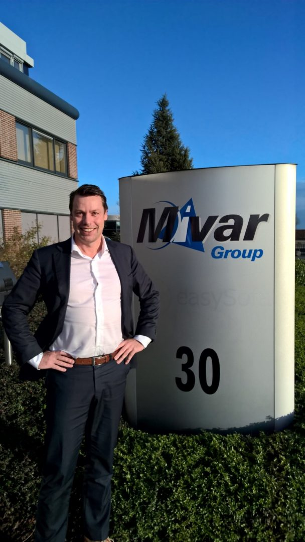 Jaco Ockhuisen exchanges UnameIT for MivarGroup